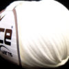 Lot of 8 Skeins Ice Yarns TUBE COTTON (70% Cotton) Hand Knitting Yarn White