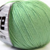 Lot of 8 Skeins Ice Yarns BABY SUMMER (60% Cotton) Yarn Mint Green