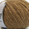 Lot of 8 Skeins Ice Yarns FLAMME WOOL LIGHT (40% Wool) Yarn Light Brown