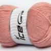 Lot of 4 x 100gr Skeins Ice Yarns MERINO GOLD (60% Merino Wool) Yarn Rose Pink
