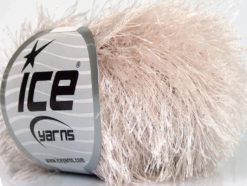 Lot of 8 Skeins Ice Yarns EYELASH Hand Knitting Yarn Powder