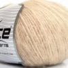 Lot of 8 Skeins Ice Yarns ALPACA SOFTAIR (25% Alpaca 15% Superwash Merino Wool) Yarn Light Camel