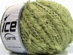 Lot of 8 Skeins Ice Yarns NODONE Hand Knitting Yarn Light Khaki