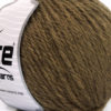 Lot of 3 x 100gr Skeins Ice Yarns SUPERBULKY WOOL (40% Wool) Yarn Camel