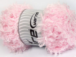 Lot of 2 x 200gr Skeins Ice Yarns LAMBKIN (100% MicroFiber) Yarn Baby Pink