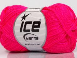 Lot of 10 Skeins Ice Yarns ETAMIN Hand Knitting Yarn Gipsy Pink