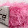 Lot of 8 Skeins Ice Yarns LONG EYELASH Hand Knitting Yarn Pink