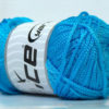 Lot of 4 x 100gr Skeins Ice Yarns MACRAME CORD Hand Knitting Yarn Turquoise