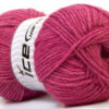 Lot of 4 x 100gr Skeins Ice Yarns ZERDA ALPACA (30% Alpaca 70% Dralon) Yarn Pink
