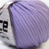 Lot of 8 Skeins Ice Yarns TUBE COTTON (70% Cotton) Yarn Light Lilac