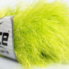 Lot of 8 Skeins Ice Yarns LONG EYELASH Hand Knitting Yarn Light Green