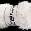 Lot of 4 x 100gr Skeins Ice Yarns SCRUBBER TWIST Hand Knitting Yarn White