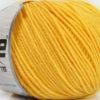Lot of 4 Skeins Ice Yarns SUPERWASH MERINO EXTRAFINE (100% Superwash Extrafine Merino Wool) Yarn Yellow