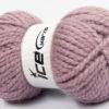 Lot of 2 x 150gr Skeins Ice Yarns SuperBulky ALPINE ALPACA (30% Alpaca 10% Wool) Yarn Light Lilac
