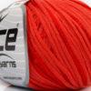 Lot of 6 Skeins Ice Yarns SUMMERTIME (79% Cotton 21% Viscose) Yarn Salmon