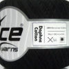Lot of 6 Skeins Ice Yarns DAPHNE COTTON (100% Mercerized Cotton) Yarn Black