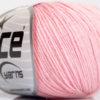 Lot of 6 Skeins Ice Yarns BABY MERINO (40% Merino Wool) Yarn Baby Pink