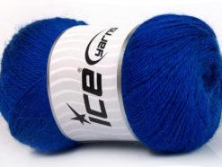Lot of 4 x 100gr Skeins Ice Yarns NORSK FINE (45% Alpaca 25% Wool) Yarn Dark Blue
