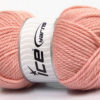Lot of 4 x 100gr Skeins Ice Yarns Bulky ATLAS Hand Knitting Yarn Rose Pink