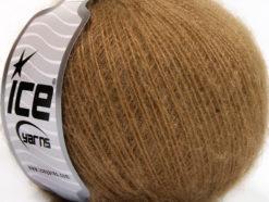 Lot of 8 Skeins Ice Yarns SALE WINTER Hand Knitting Yarn Caramel