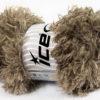 Lot of 2 x 200gr Skeins Ice Yarns LAMBKIN (100% MicroFiber) Yarn Camel