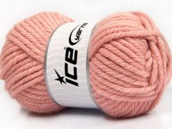 Lot of 4 x 100gr Skeins Ice Yarns ATLAS SUPERBULKY Yarn Rose Pink