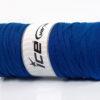 250 gr ICE YARNS JUMBO COTTON RIBBON (100% Recycled Cotton) Yarn Dark Blue