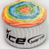 Lot of 2 x 150gr Skeins Ice Yarns CAKES CHENILLE BABY Yarn Salmon Yellow Green Shades Blue Shades