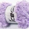 Lot of 2 x 200gr Skeins Ice Yarns LAMBKIN (100% MicroFiber) Yarn Light Lilac
