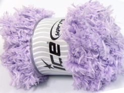 Lot of 2 x 200gr Skeins Ice Yarns LAMBKIN (100% MicroFiber) Yarn Light Lilac
