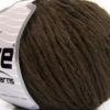 Lot of 8 Skeins Ice Yarns GRINTA LANA (50% Wool) Hand Knitting Yarn Dark Brown