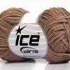 Lot of 8 Skeins Ice Yarns BABY SUMMER DK (50% Cotton) Hand Knitting Yarn Camel