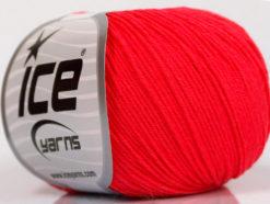 Lot of 4 Skeins Ice Yarns AMIGURUMI COTTON (60% Cotton) Yarn Gipsy Pink