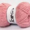 Lot of 2 x 150gr Skeins Ice Yarns SuperBulky ALPINE ANGORA (30% Angora) Yarn Pink