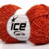 Lot of 8 Skeins Ice Yarns DENIM (80% Cotton) Hand Knitting Yarn Copper