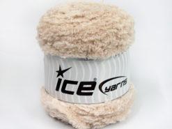 Lot of 3 x 100gr Skeins Ice Yarns CAKES PANDA (100% MicroFiber) Yarn Light Beige