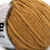 Lot of 8 Skeins Ice Yarns ETNO ALPACA (25% Alpaca 50% Merino Wool) Yarn Dark Gold