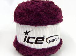 Lot of 3 x 100gr Skeins Ice Yarns CAKES PANDA (100% MicroFiber) Yarn Purple