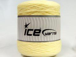400 gr ICE YARNS BABY GOLD CONE Hand Knitting Yarn Light Yellow