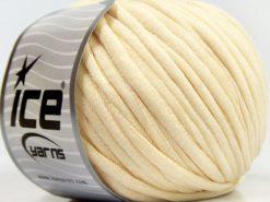 Lot of 4 x 100gr Skeins Ice Yarns SALE SUMMER (40% Cotton) Yarn Cream