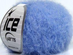 Lot of 8 Skeins Ice Yarns SALE EYELASH Hand Knitting Yarn Lilac