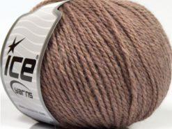 Lot of 8 Skeins Ice Yarns ALPACA LIGHT (18% Alpaca 20% Wool) Yarn Camel