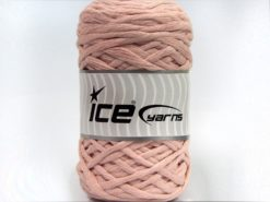 Lot of 2 x 200gr Skeins Ice Yarns NATURAL COTTON CHUNKY (100% Cotton) Yarn Powder Pink