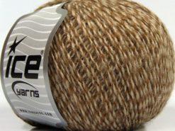 Lot of 8 Skeins Ice Yarns SALE WINTER (30% Wool) Yarn Brown Shades
