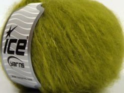 Lot of 8 Skeins Ice Yarns SALE WINTER Hand Knitting Yarn Green