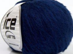 Lot of 10 Skeins Ice Yarns SALE WINTER (20% Wool) Hand Knitting Yarn Navy