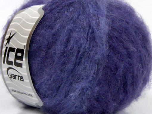 Lot of 8 Skeins Ice Yarns SALE WINTER (33% Wool) Yarn Lilac Shades