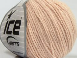 Lot of 8 Skeins Ice Yarns MILANO DK (10% Baby Alpaca 15% Kid Mohair) Yarn Powder Pink