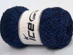 Lot of 4 x 100gr Skeins Ice Yarns SALE SUMMER (30% Cotton) Yarn Dark Navy