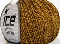 Lot of 8 Skeins Ice Yarns SALE LUXURY-PREMIUM (15% Alpaca 20% Wool) Yarn Gold